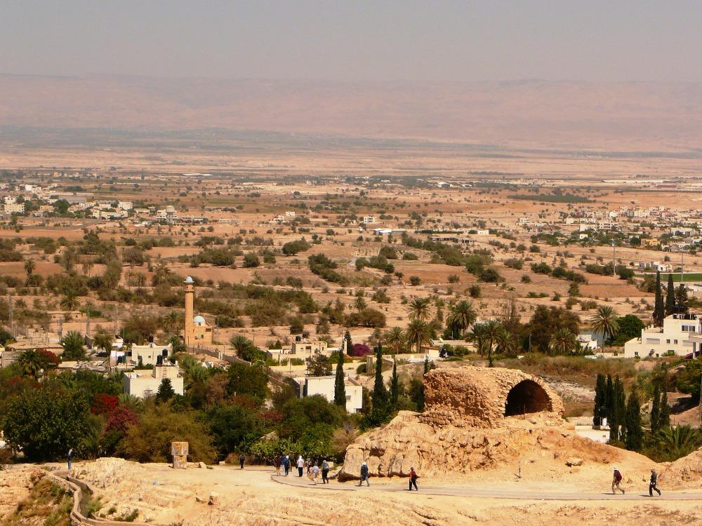 Вдоль ущелья Прат (Кельт) из Йерихо поднимается древняя дорога на Иерусалим
