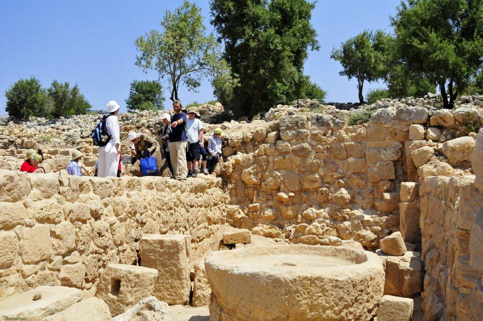 Новые археологические раскопки в Древнем Шило