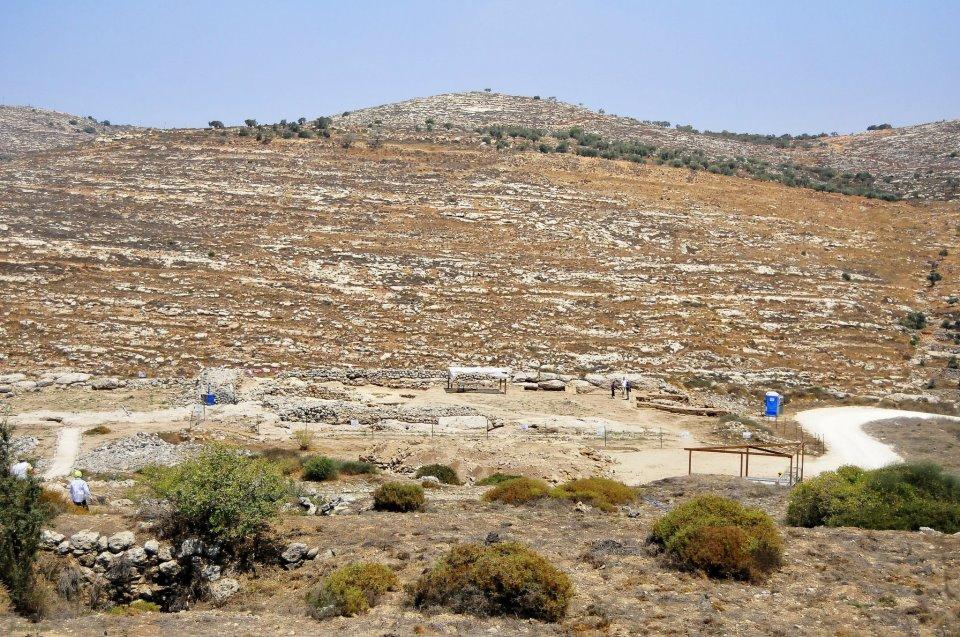Новые раскопки в Шило