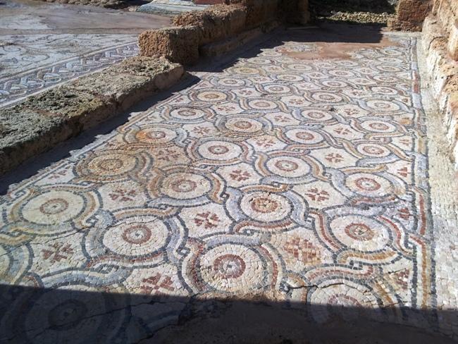 Византийскии мозаики