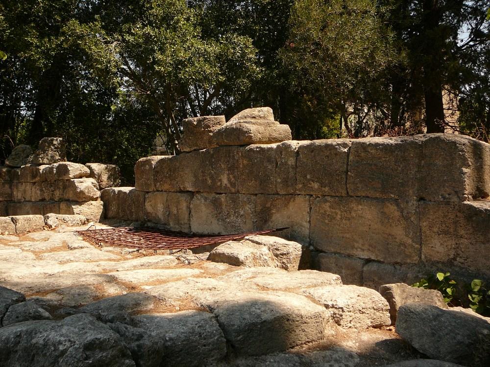 Руины Бейт Шеарим