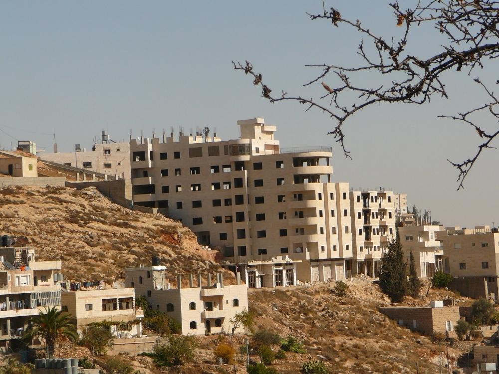 Арабское строительство на зарубежные деньги
