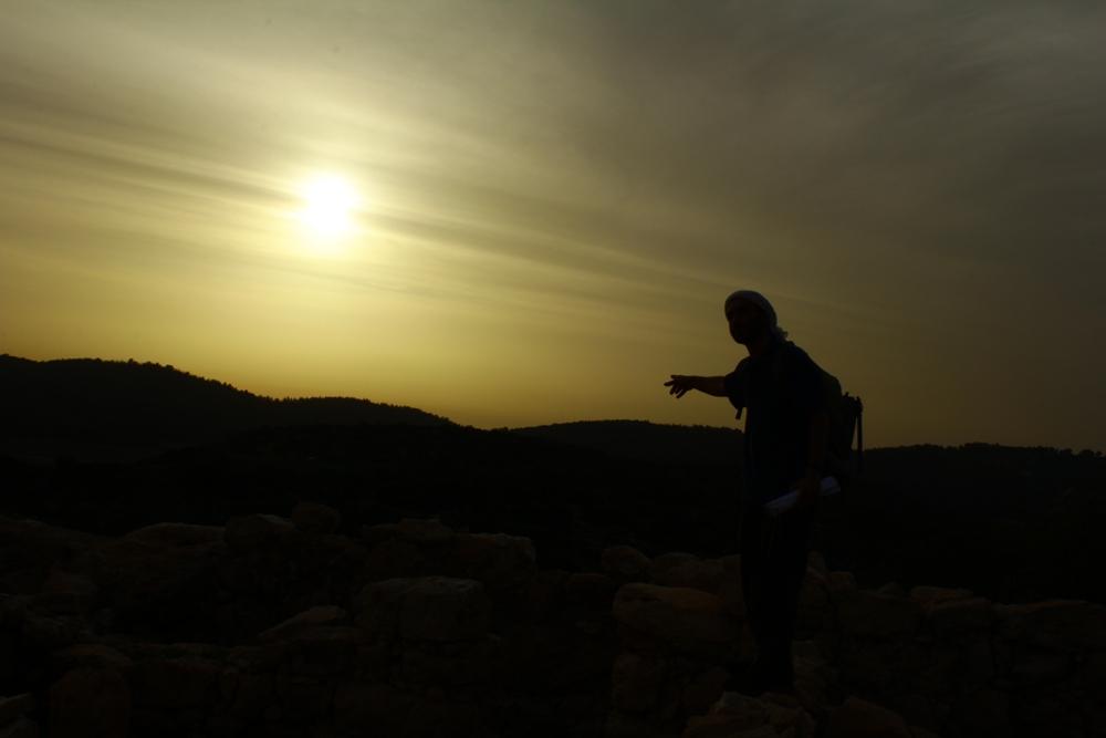Арье Парнис - экскурсии по Израилю