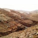 Ущелье Ог – экстрим в Иудейской пустыне