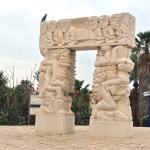 Экскурсия в Кейсарии, Зихроне и Яффо
