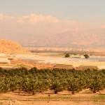 храмы и дворцы в Иорданской долине