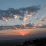 Восход над Иудейской пустыней