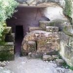 Древнее еврейское захоронение в Хурват Мидрас, в Шфелат Йеуда