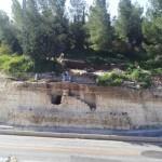 Новые раскопки на перекрестке Эла, Шфелат Йеуда