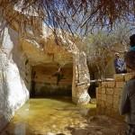 Цистерна Хаварим в Негеве