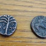Еврейские монеты периода восстания против Рима