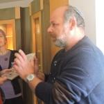 Во время экскурсии в музее Земля Иудеи, Кирьят Арба