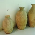Большие сосуды, музей Эрец Йеуда