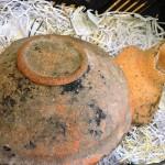 Посуда из пещеры Праотцев в Хевроне