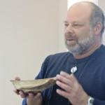 Археолог Давид Гольдман, директор музея