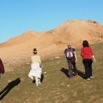 Экскурсия в пустыне Негев, кратер Рамон