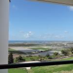 Вид из комнаты отеля Эльма в Зихрон Яакове