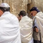 Личная молитва у Западной Стены Храмовой горы