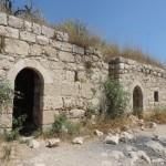 Развалины арабской Цубы