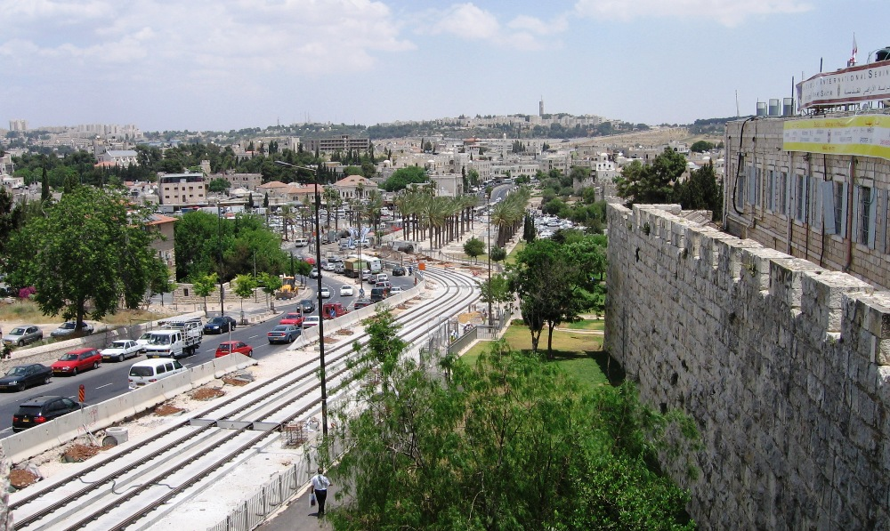 По стенам Иерусалима