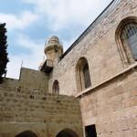 Сионская гора, традиционная могила царя Давида