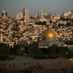 Иерусалим - пересечение цивилизаций, вид с Масличной горы