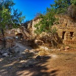 Эйн Мата - руины периода крестоносцев