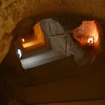 Подземный Иродион - туннели еврейских повстанцев против Рима