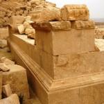 Развалины мавзолея Ирода