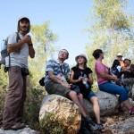 Экскурсия в Иерусалимских горах - на римских колоннах