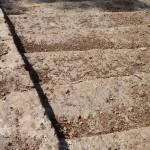 Римская дорога в горах Иерусалима