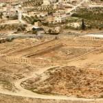 Нижний Иродион - вид с вершины горы