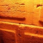 Уникальная кладка стен Храмовой горы