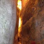 Акведук Хасмонеев - в туннелях Западной Стены