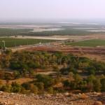 Израильское сельское хозяйство в долине Иордана
