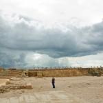 Экскурсия в Кейсарии - руины под небом