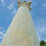 Колонны в древней Кейсарии
