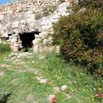 Пещеры в промзоне древнего Бейт Эля