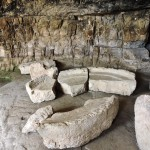 Древняя маслодавильня в Бейт Эле - Бейт а-Бад