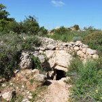 Древние пещеры на горе Артас, Бейт-Эль
