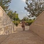 Сады барона Ротшильда - вход
