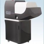 Трехмерный сканер для обработки свитка