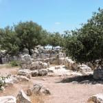 Хурват Этери - еврейское поселение времен Второго храма