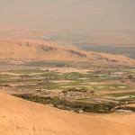 Долина Тирца и долина Иордана