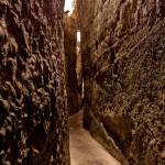 Аквкедук Хасмонеев - уникальное место в туннелях Западной стены