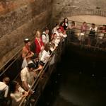 Бассейн Стратион - на экскурсии в туннелях Западной стены