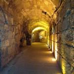 Подземный проход под улицей Давида (Шальшелет) - экскурсия в туннелях Стены Плача