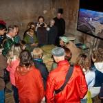 Макет Храмовой горы - экскурсия в туннелях Стены Плача