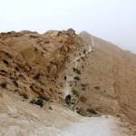 Хребет Саароним, кратер Рамон