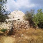 Дир а-Шейх в горах Иерусалима